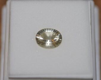 Quantum Oval Cut Yellow Labradorite Minimum 1.75 Carat
