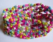 Candy colored Cuff