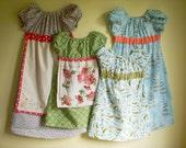 Miss Madeline PDF Dress Pattern 6 months - 4 years