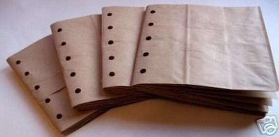 paper bag book report directions