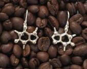 caffeine earrings