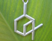 pinene molecule ornament for 2010