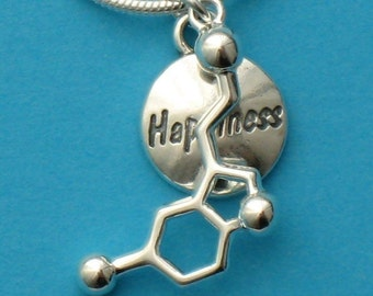 serotonin-happiness from the molecule and meaning series
