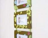 Hanging Ladder Frame, Sun Kissed Chrysanthemum