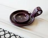 Tea Light Holder Wheel Thrown Pottery