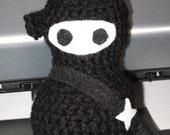 Amigurumi Ninja
