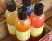 Pumpkin Spice Body Wash Organic Natural Vegan Cold Process Method