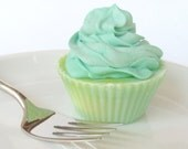 Clearance - Lemon Lime Soap Cupcake Scented Soda Flavor