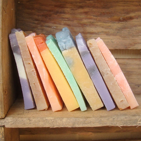 Soap Sample Set Natural Olive Oil Try It Size    Up To 7 Ounces