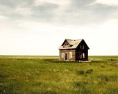 Little House in the Prarie - Alberta, Canada