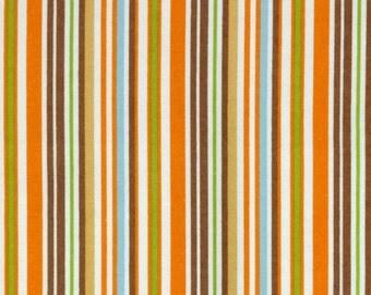 2ModMoms Baobab Stripe FLANNEL Fabric - By the Yard