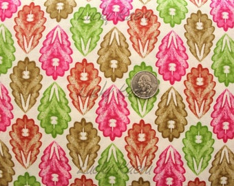 SALE/CLEARANCE Victoria & Albert Museum, Garthwaite Foulard Pink Fabric - Half Yard