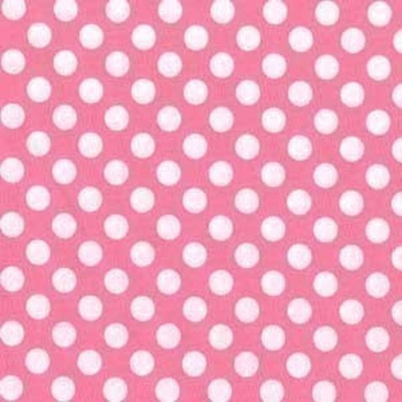 Michael Miller Ta Dot Candy Fabric - By the Yard