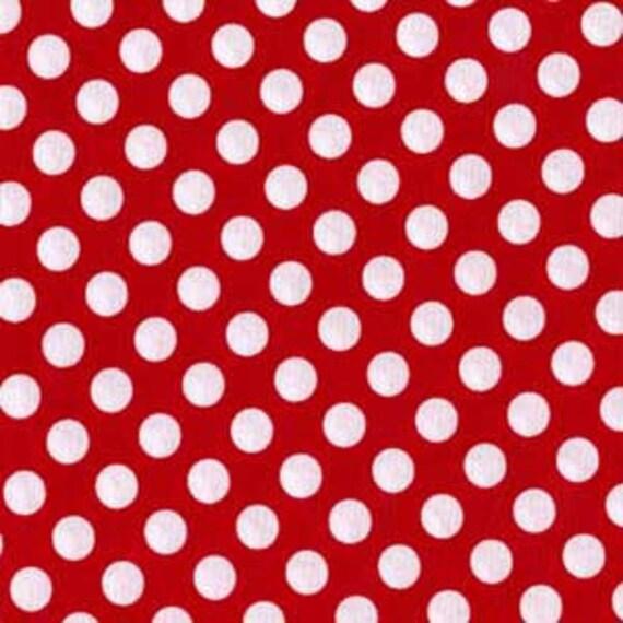 Michael Miller Ta Dot Minnie Fabric - By the Yard