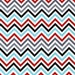 Ann Kelle Remix Zig Zag Celebration Fabric - By the Yard