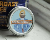 "Moustache Wrestler - ""Shipwright"" Mustache Wax -1oz"