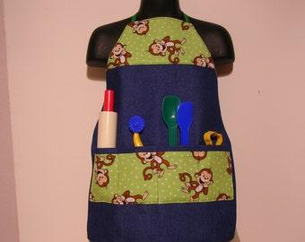 Childrens Craft Apron