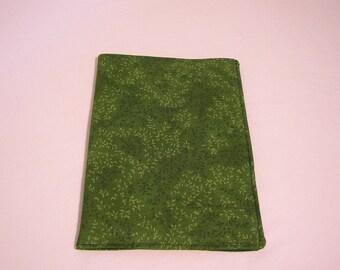 Ereader Sleeve Green