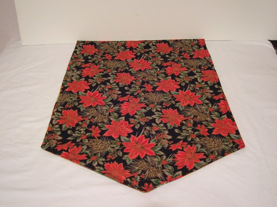 Table Runner, reversible, 2 holiday