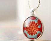 Vibrant - a Beautiful Necklace