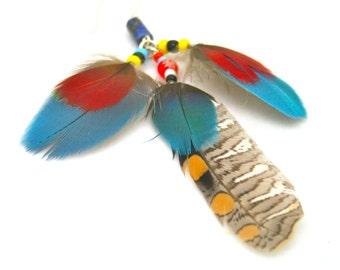 Rainforest earring