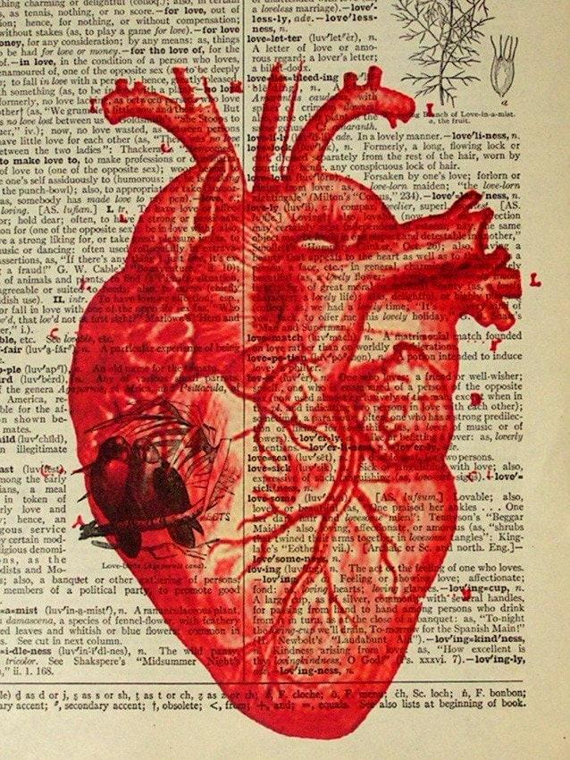 Human Heart Art Projects