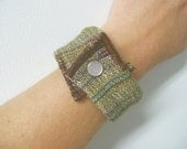 Rustic Wrist Wrap RESERVED for tiffypop