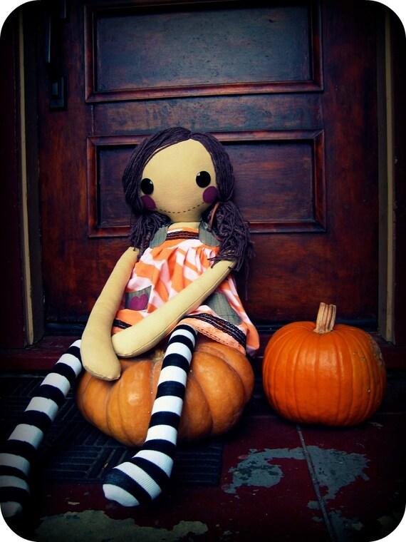 Giant Handmade Doll - Hazel