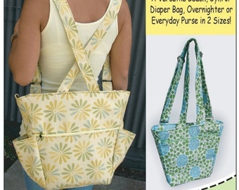 Cruzer Backpacks Sewing Pattern PDF