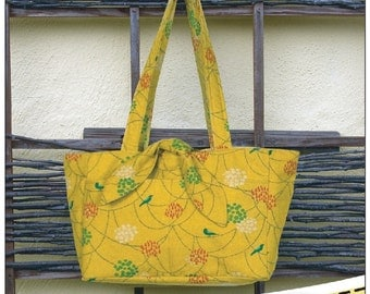 Maxine Handbag Sewing Pattern PDF