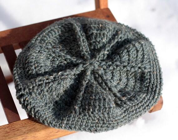 Crochet Pattern For Making A Star Beret Rasta Hat Crochet Pdf