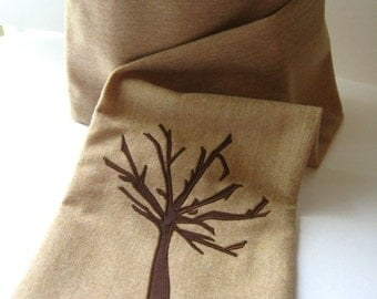 Italian Oatmeal Wool Scarf