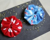 Stocking Stuffer Yoyo Bobby Pin Pair