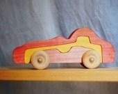 Wooden Car Stacker