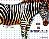 ICE IN INTERVALS poetry chapbook by Laura Goldstein