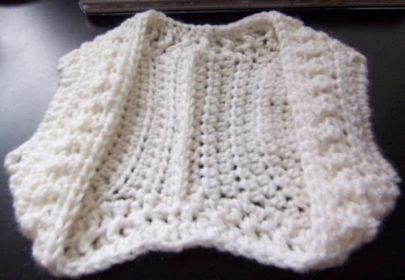 Crochet Dog Bolero Vest Pattern PDF by ShopRebelTrends on Etsy