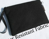 Men's eReader Nook Color Case / Kindle / Kindle Fire Cover / Paperwhite Padded eReader bag / WASHABLE Washable - Black