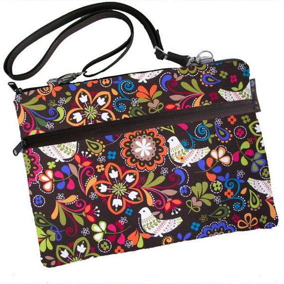 11 inch MacBook Air or Netbook Laptop Bag - WASHABLE - Fast Shipping -- Peace Love and Baby Doves