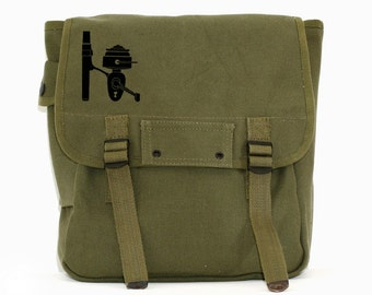 Backpack - Variety of Fishing Graphics