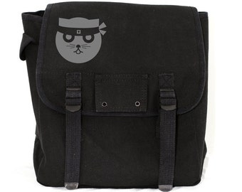 Backpack: Kung Fu Watson the Cat - Backpack for Men & Women