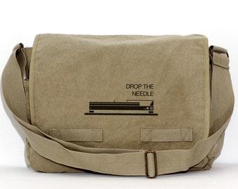 Laptop messenger bag | Etsy