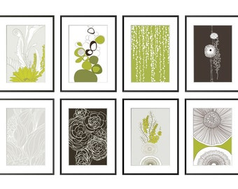 Organic Collection - Your choice of 4 prints
