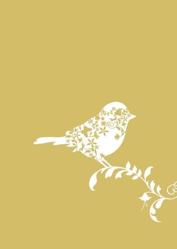Little Golden Bird