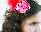 Valentine Headband Sweden Minkal Pink Decades 1930s