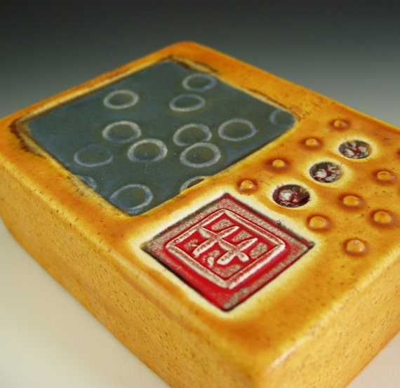 ACEO - Ceramic Wall Box