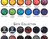 Mineral Eye Shadow - Build a Trio Special. Pick Your Colors 3g SAMPLE Size Jar Reg. Price 9.00... Going Out of Business SALE.