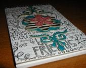 Love Elsie Journal\/Sketchbook