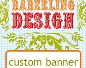 Custom Banner Design with Free Avatar - You choose all
