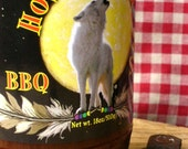 Original BBQ - Howling Wolf Sauces - 18 oz bottle
