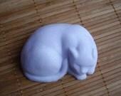 Lavender Shea Butter Cat Soap